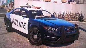 la police de GTA V