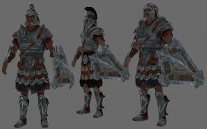 armure impériale skyrim