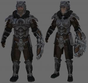 armure nordique skyrim