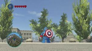 captain america classic lego marvel